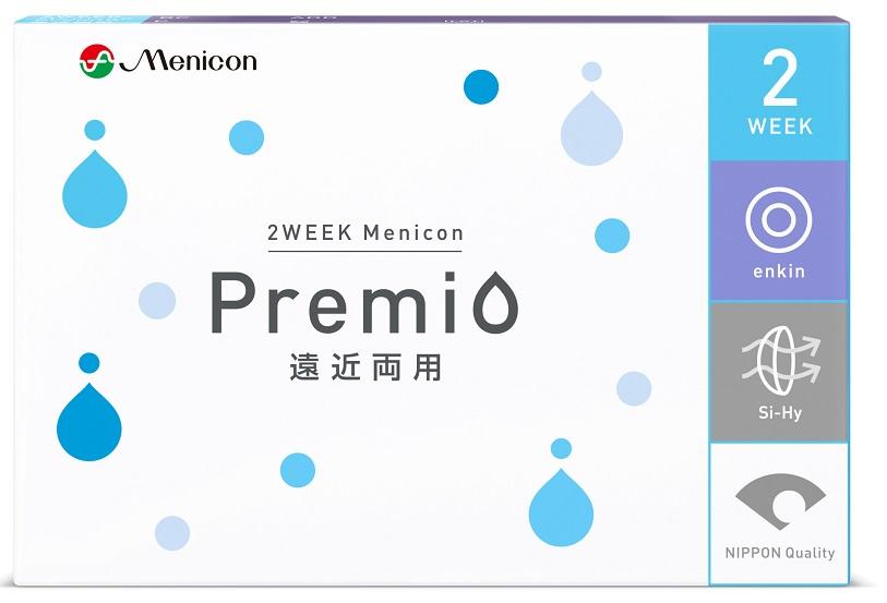 2ウィークメニコン プレミオ遠近両用